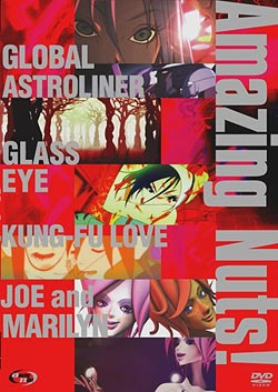 Amazing Nuts! affiche
