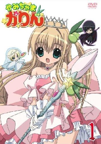 постер аниме Маленькая богиня Карин