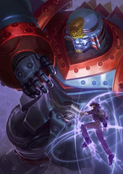 постер аниме Гигантский робот [ТВ]