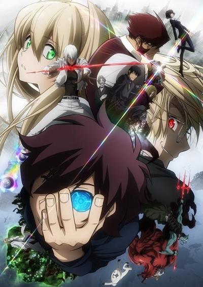 Фронт кровавой блокады / Kekkai Sensen / Blood Blockade Battlefront