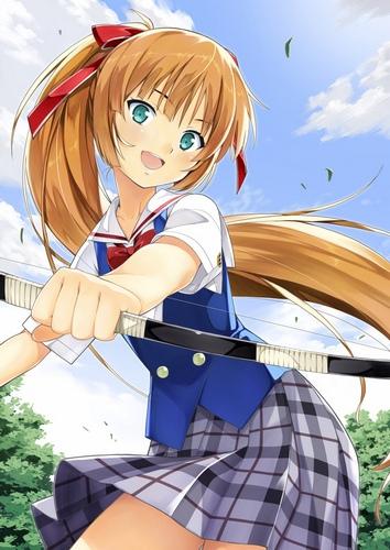 постер аниме Иска OVA