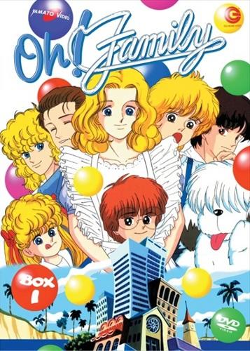 постер аниме Oh! Family