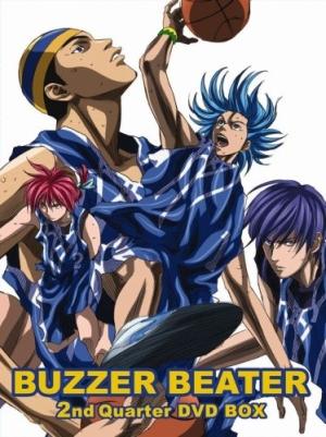 постер аниме Buzzer Beater (2007)