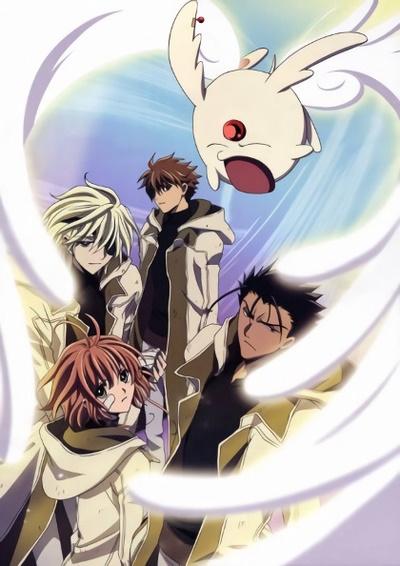 постер аниме Хроника крыльев OVA-1