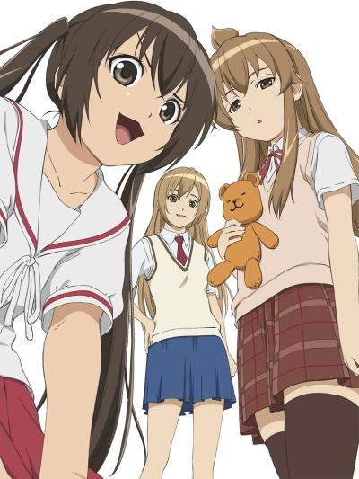 постер аниме Сёстры Минами [ТВ-1]