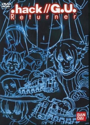 постер аниме .hack//G.U. Returner