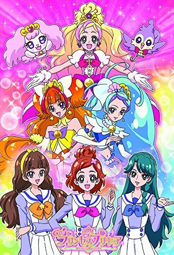 постер аниме Go! Princess Precure