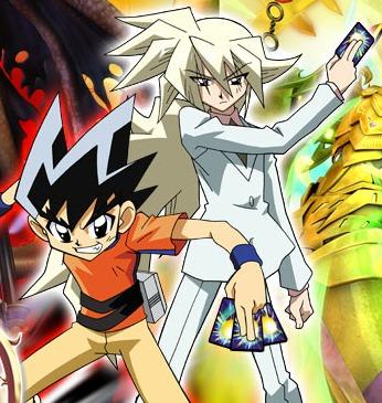 постер аниме Zero Duel Masters