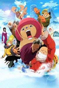 Ван-Пис: Фильм девятый / Episode of Chopper: Bloom in the Winter, Miracle Sakura [Movie][RUS, JAP+SUB][2008][приключения, комедия, драма, фэнтези][DVDRip][Любительская]
