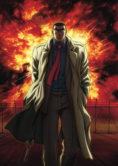 Golgo 13 / Голго-13 [TV][2008]