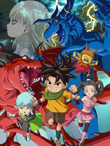 постер аниме Синий дракон (второй сезон)
