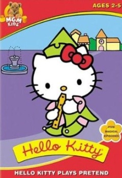 постер аниме Daisuki! Hello Kitty