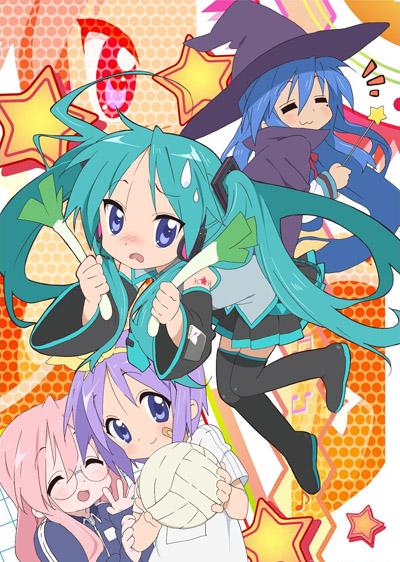 Счастливая звезда OVA / Lucky Star OVA