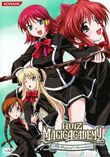 постер аниме Загадки Магической Академии OVA-1