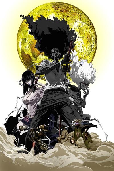 постер аниме Афросамурай: Воскрешение