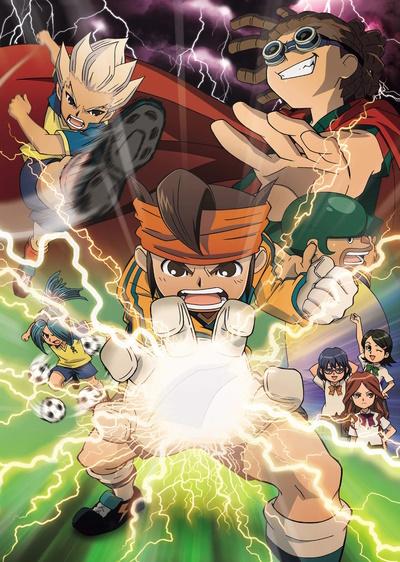 постер аниме Одиннадцать молний
