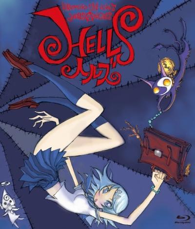 постер аниме Ангелы ада