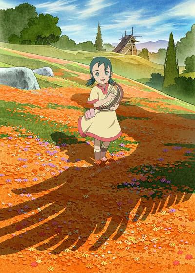 постер аниме Заклинательница зверей Эрин