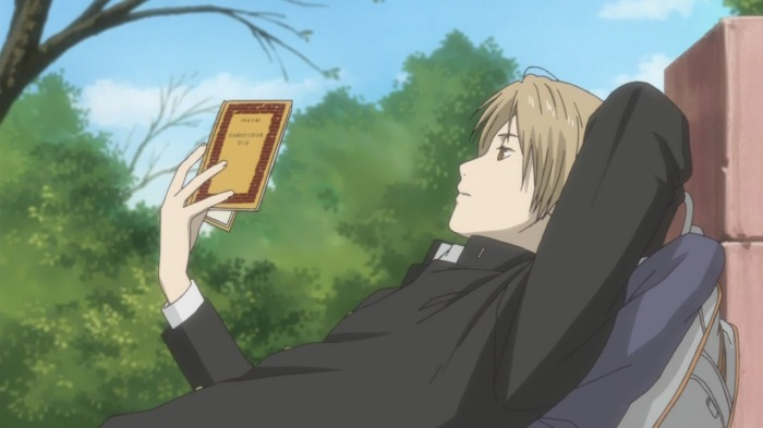 Тетрадь дружбы Нацумэ (второй сезон) [2009]