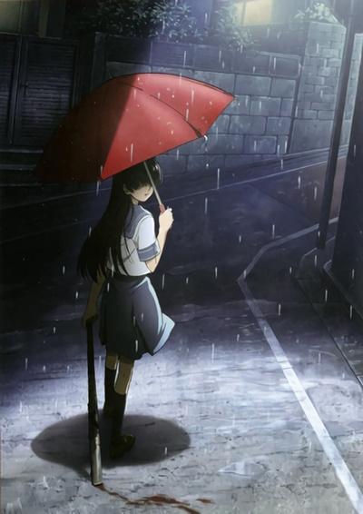 постер аниме Чокнутая подружка