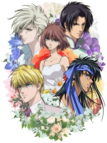 постер аниме Цветущая юность