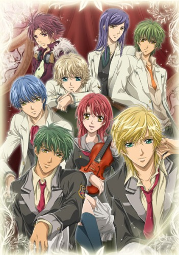 постер аниме Золотая струна (спэшл)
