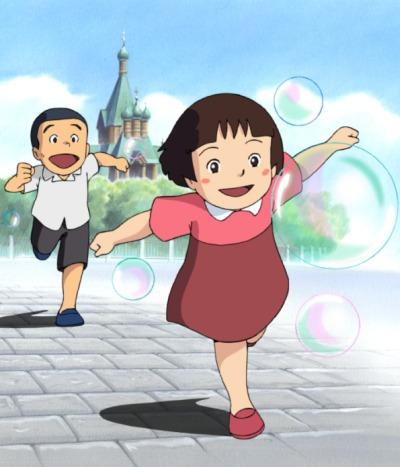 постер аниме Ecchan no Sensou