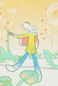 постер аниме Dore Dore no Uta