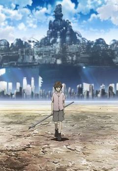 постер аниме Последняя фантазия VII OVA-2