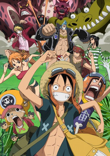 One Piece: Strong World (Movie 10) DVDRip SAMPLE
