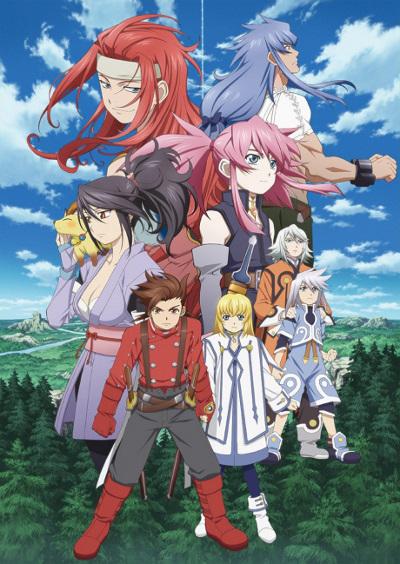 постер аниме Сказания Симфонии OVA-2