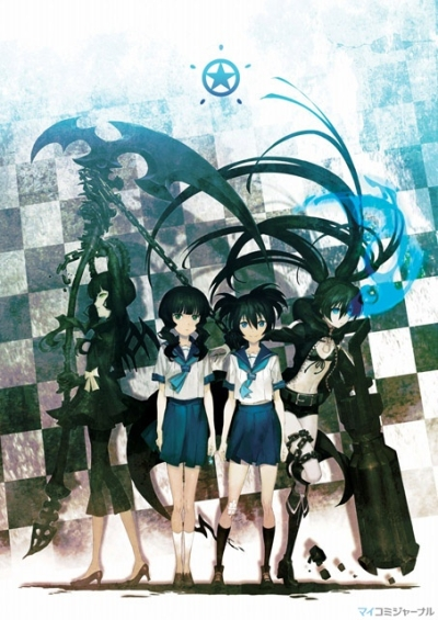 Стрелок с Черной скалы OVA
