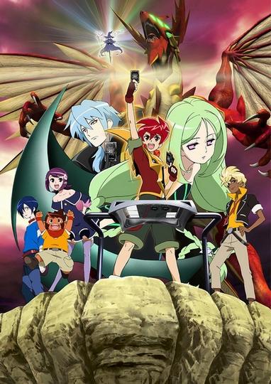постер аниме Battle Spirits: Shounen Gekiha Dan