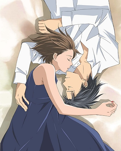 постер аниме Нодамэ Кантабиле (третий сезон)