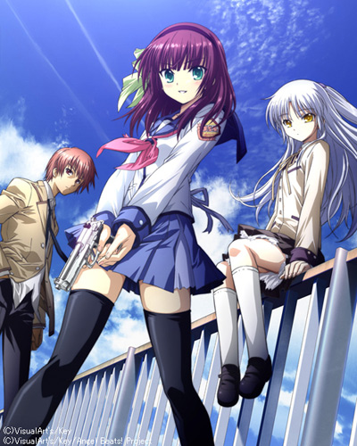 Angel Beats!      Cover