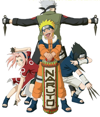 постер аниме Naruto: The Cross Roads