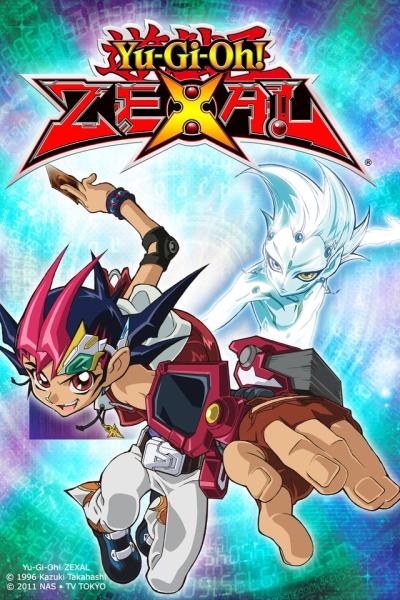 постер аниме Югио! Зексал