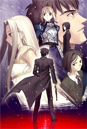 [ANIME] Судьба / Исход / Fate / Zero [Аоки Эй][TV][13 из 13][2011г., приключения,фэнтези., HDTVRip][AnsverITO]