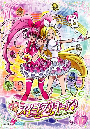 постер аниме Suite Precure