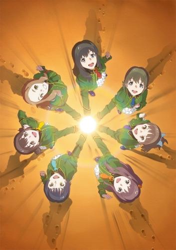 постер аниме Wake Up, Girls! Zoku Gekijouban