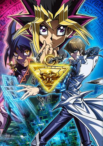 постер аниме Югио! Тёмная сторона измерений