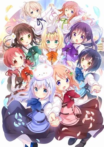 "Кафе ""Кроличий дом"" / Gochuumon wa Usagi Desuka TV-2 [2015]"