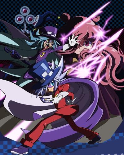 постер аниме Таинственный Джокер [ТВ-2]