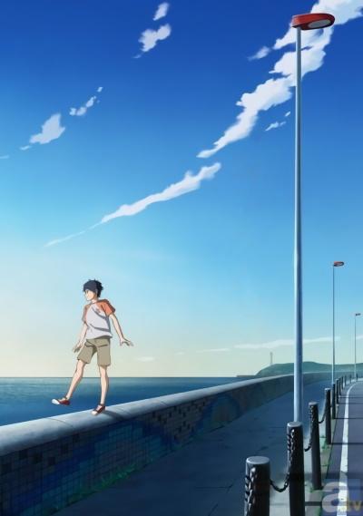 постер аниме Закусочная «Медуза»