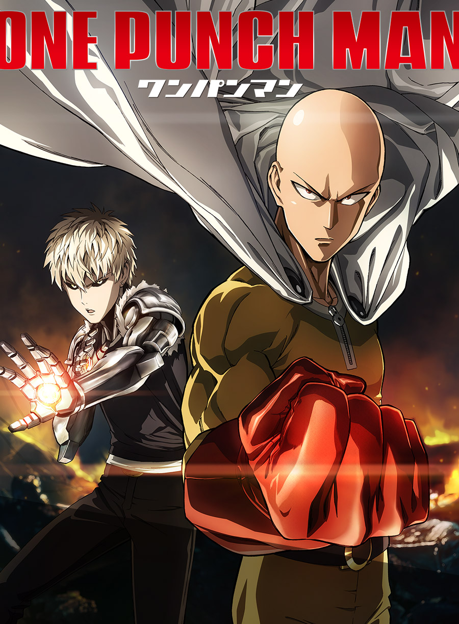 Ванпанчмен / С одного удара / One-Punch Man / Onepunchman