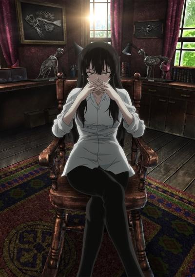 Труп под ногами Сакурако / Sakurako-san no Ashimoto ni wa Shitai ga Umatteiru
