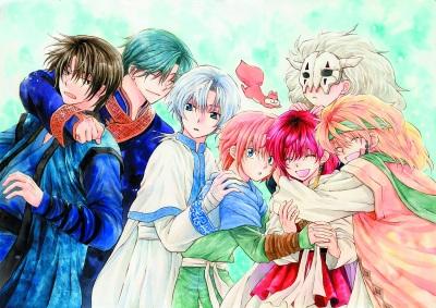 постер аниме Рассвет Ёны OVA