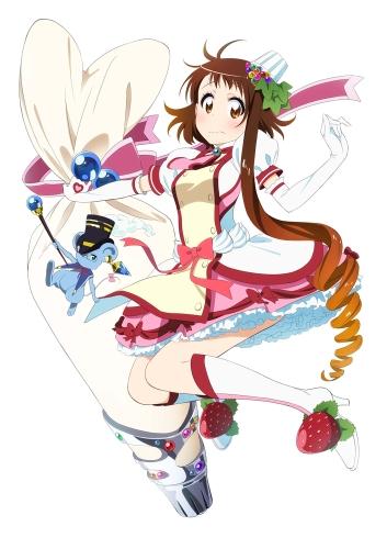 постер аниме Притворная любовь OVA-2