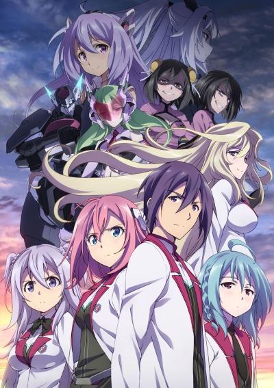 Боевая академия города Астериск 2 сезон | The Asterisk War | Gakusen Toshi Asterisk 2 сезон