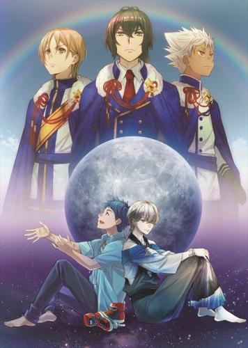 постер аниме King of Prism by Pretty Rhythm